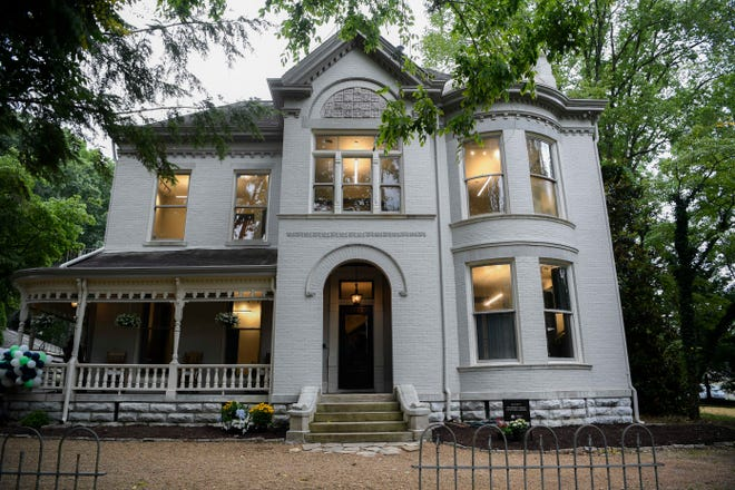 The Innovation Grand Opening Event at LeHew Mansion in Franklin, Tenn., Monday, June 21, 2021.
