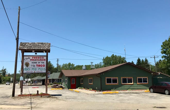 Chef's Fresco Mexicano's new location at 7116 Lakeshore Road in Lakeport on June 17, 2021.
