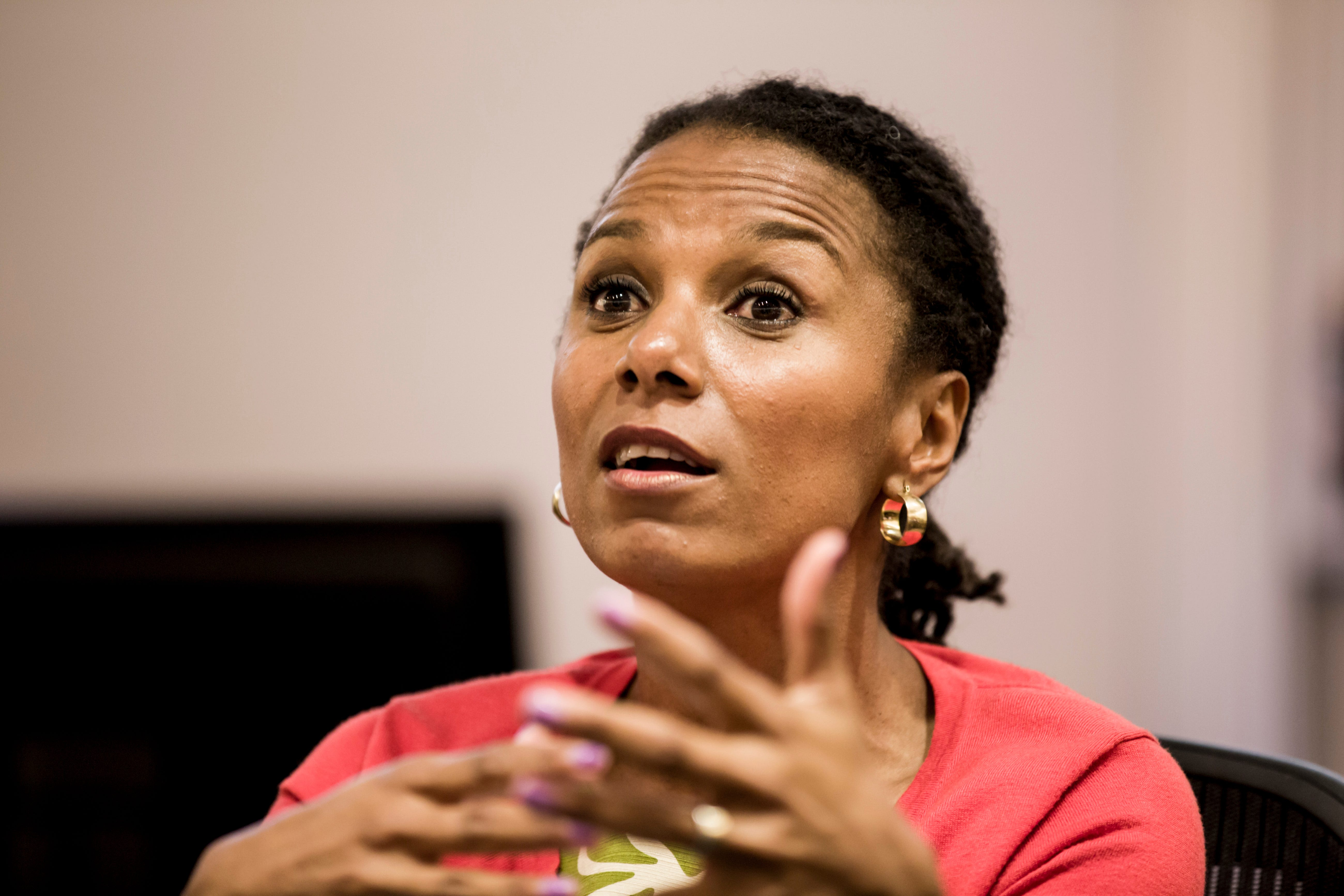 """""""It is in our interest for it to be a place where everyone can do their best work,"""" said Facebook diversity chief Maxine Williams."""