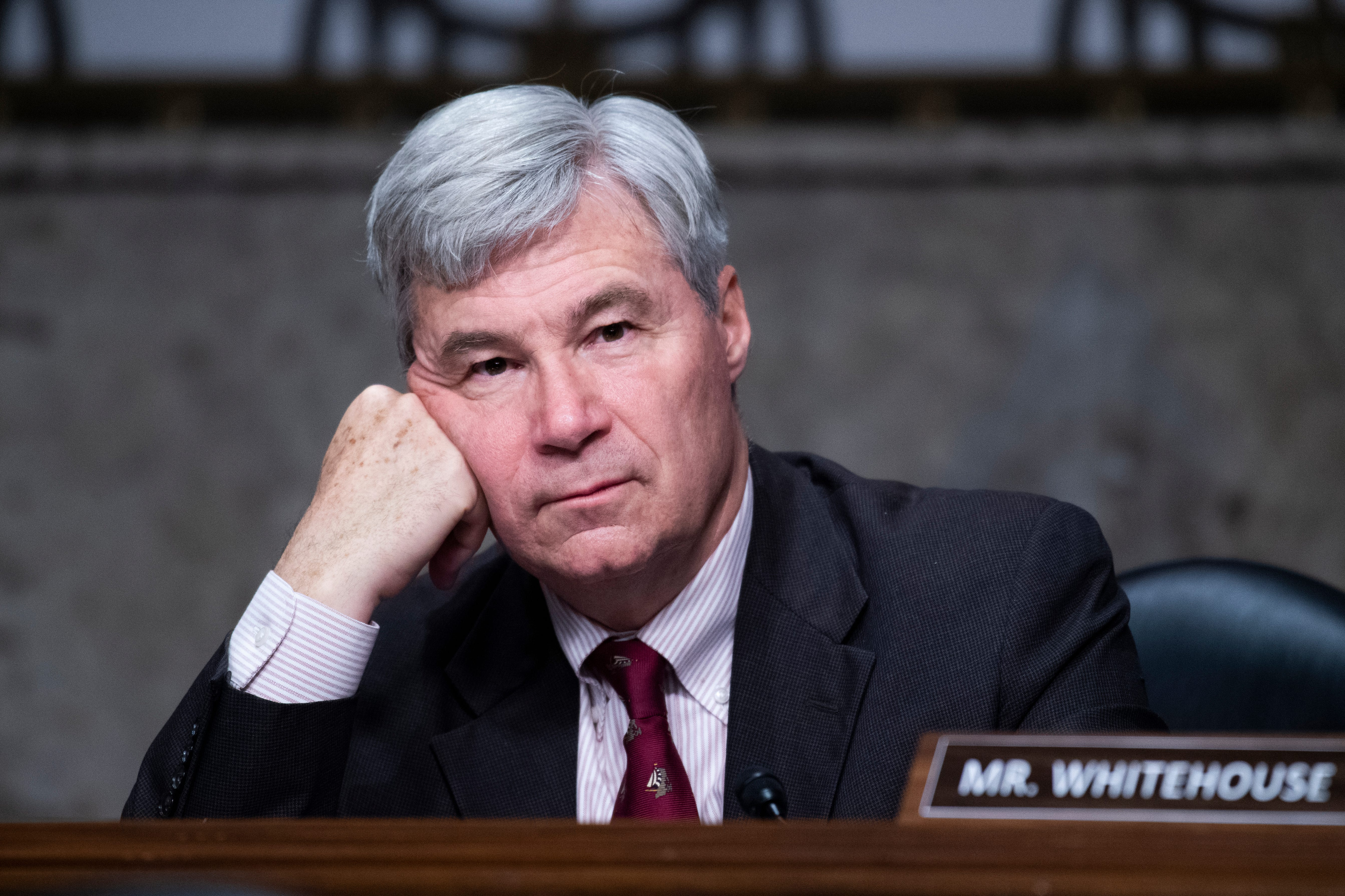 Sen. Sheldon Whitehouse defends ties to exclusive beach club after questions about whether it s all-white