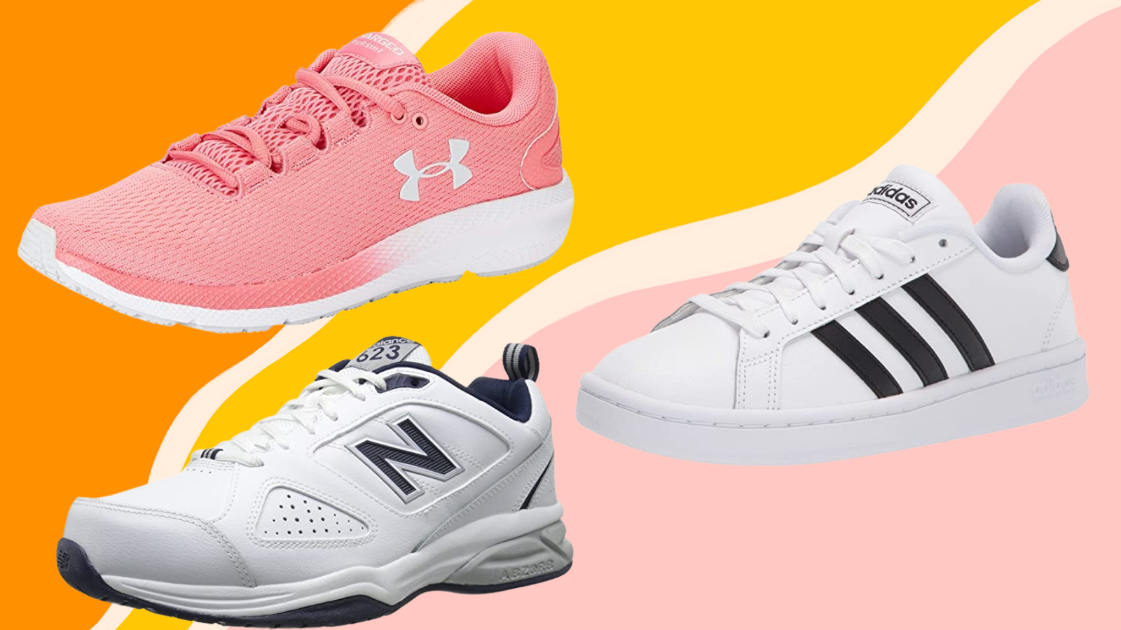 Prime Day 2021: New Balance, Adidas and more great sneaker deals