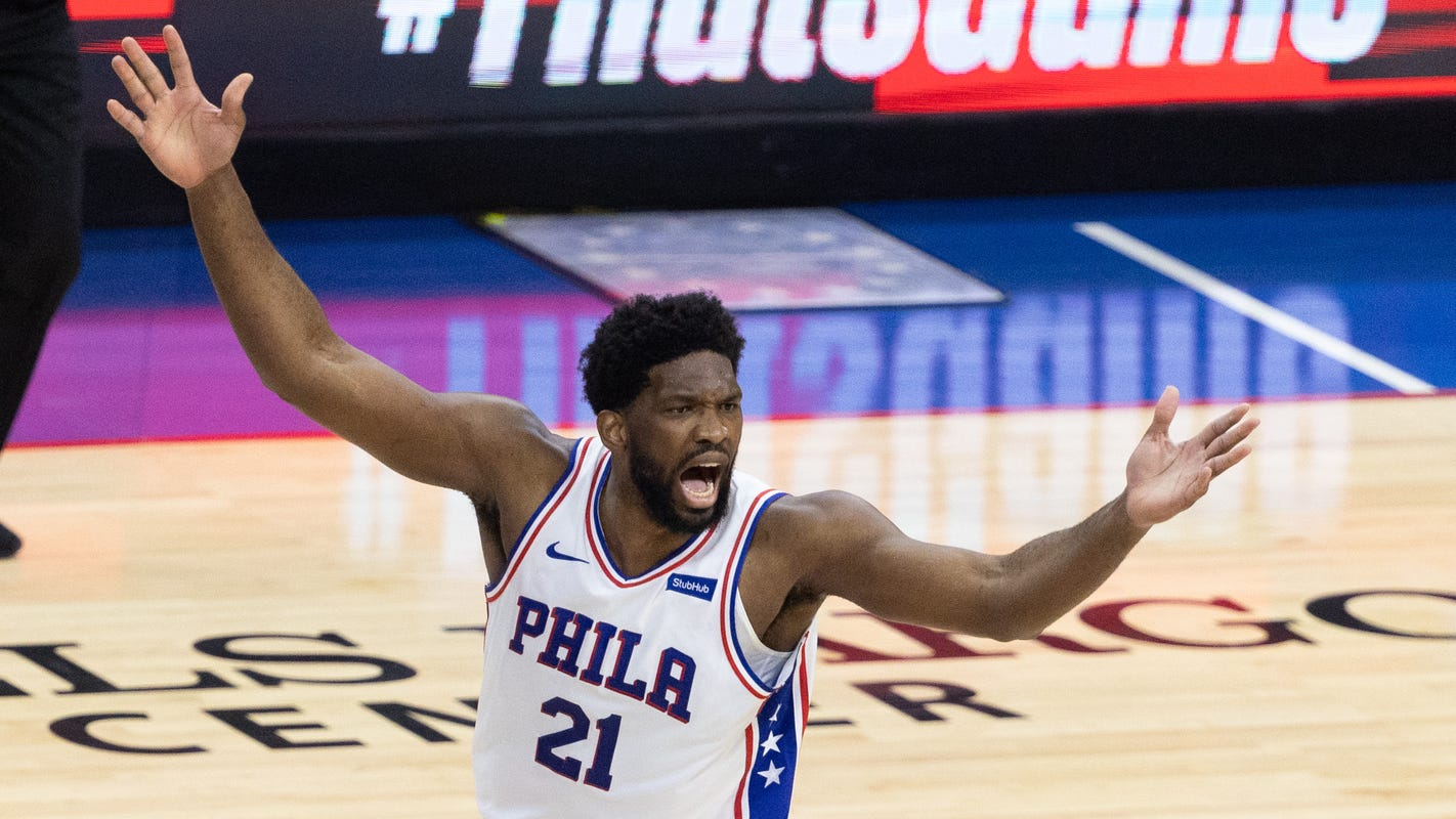 Opinion: The 76ers' 'Process' will be remembered as a failure after Game 7 loss to Hawks