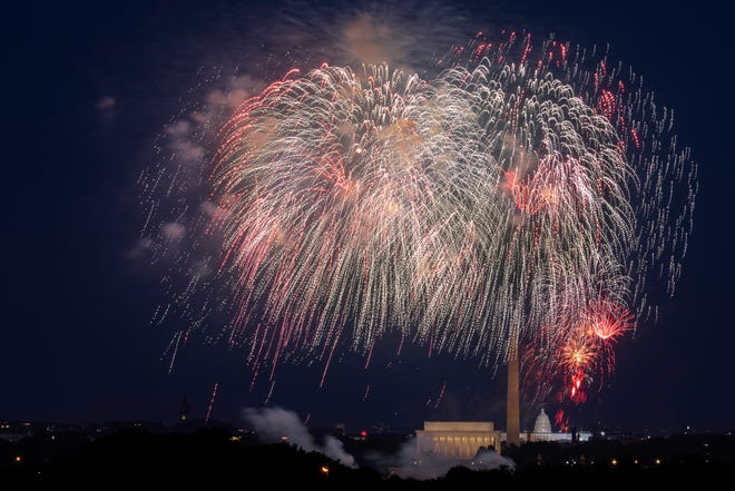 After much deliberation, Washington's Capitol Fourth celebration is returning this year as a pre-recorded show due to the pandemic with a live fireworks presentation.