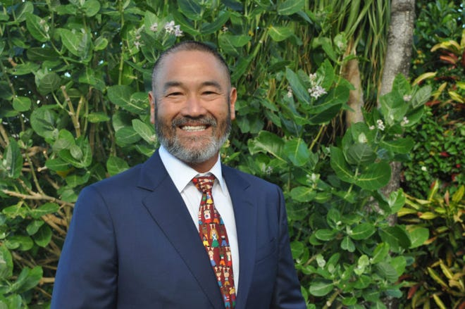 Ronn Nozoe, CEO of the National Association of Secondary School Principals