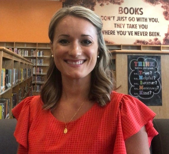 Amanda Gommert has been named principal of Smithville Junior High School, the district announced June 14.