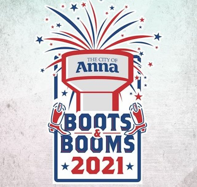 Anna will be celebrating Independence Day June 26 at Slayter Park