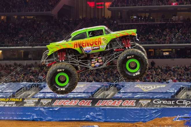 Featuring a mix of high-flying action and four-wheel thrills, Monster Jam returns to Nationwide Arena from July 31 to Aug. 1.
