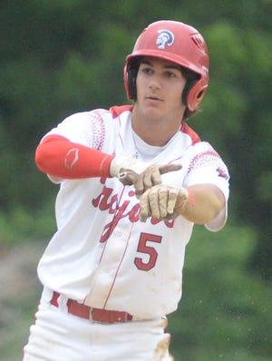 Jacob Balsamo of Bridgewater-Raynham has been selected to The Enterprise All-Scholastic Baseball Team.