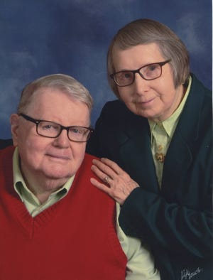 Keith and Mildred Lockard