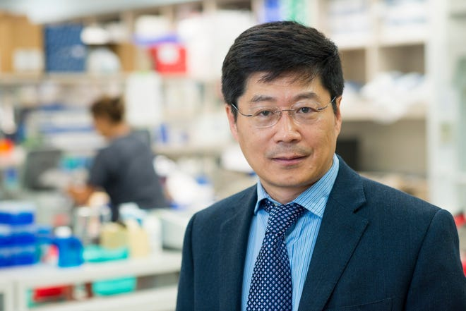 Guojon Bu of the Mayo Clinic in Jacksonville will lead research projects on Alzheimer's disease, funded by $33 million in federal grants.