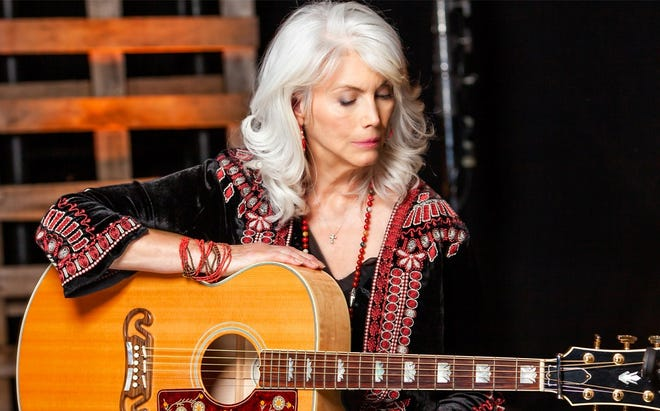 14-time Grammy winner Emmylou Harris has booked a show in St. Augustine for March.