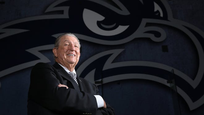 University of North Florida athletic director Lee Moon marks the end of a 13-year tenure on June 30.