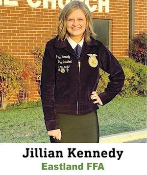 Jillian Kennedy Eastland FFA