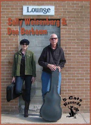 Local musicians Sally Weisenburg and Don Berbaum.