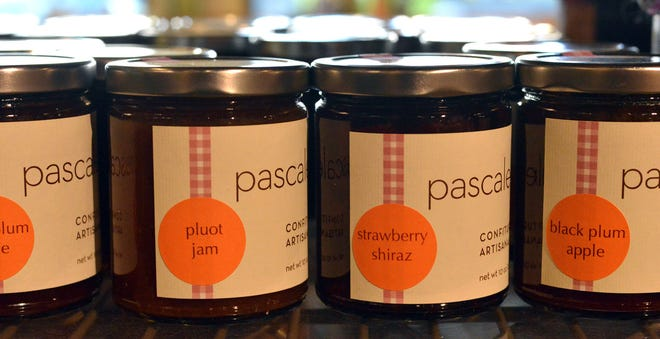 Looking for a good hostess gift? EmilyPost.com suggests you consider a jar of jam. Pascale's Jam company in Delray Beach makes a variety of artisan versions.