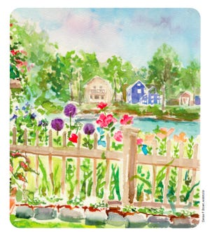 The annual Portsmouth Pocket Garden Tour will take place this weekend, June 25 and 26.