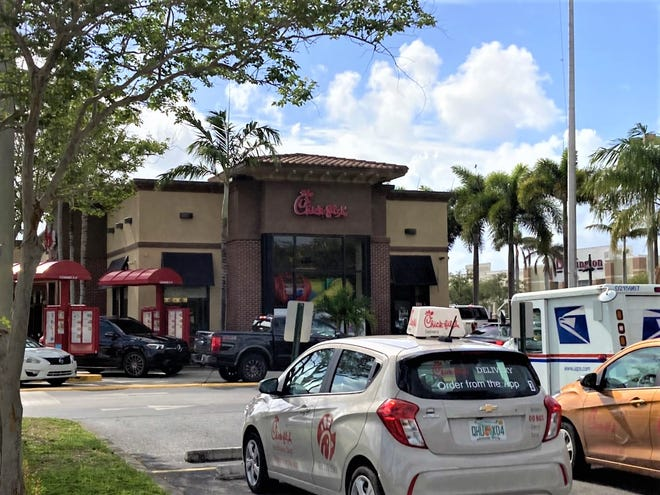 Chick-fil-A on Northlake Boulevard was briefly closed following an inspection on June 15. The eatery made the necessary adjustments and reopened the very next day.