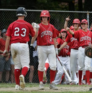 The Coventry baseball team will need to have the bats working Thursday as they get ready to play North Kingstown in Game 1 of their state championship series at Rhode Island College.