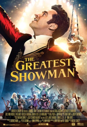 """A summer movie series begins at 7 p.m. Wednesday at Centennial Plaza with """"The Greatest Showman."""" Other free movies will be shown on Wednesday evenings through Aug 4, including """"Toy Story,"""" """"Frozen,"""" """"Grease"""" and """"Indiana Jones and the Raiders of the Lost Ark."""""""