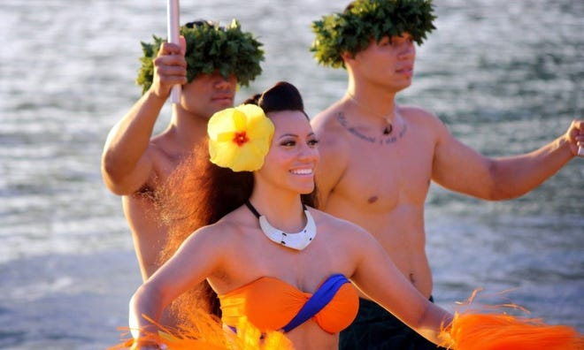 The Full Moon Friday Luau starts at 6 p.m. in St. Augustine Beach.