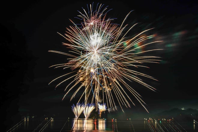 This year's Spirit of Kansas will include a car show, golf tournament, blues festival and fireworks show.