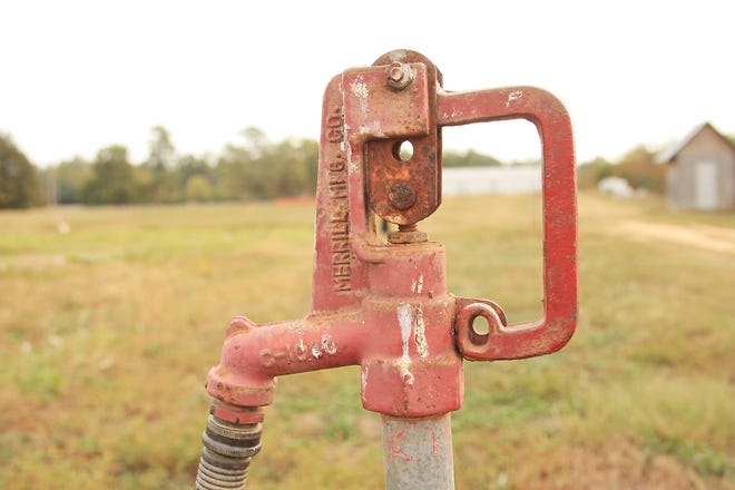 More than 800,000 Alabamians use wells as their primary drinking water source.