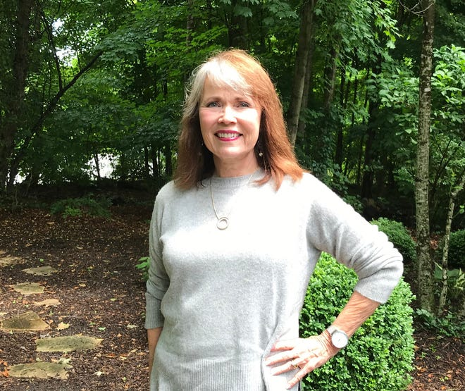 Connie Berry, an author who lives in northern Liberty Township near Delaware, has written three murder-mystery novels published by Crooked Lane Books.