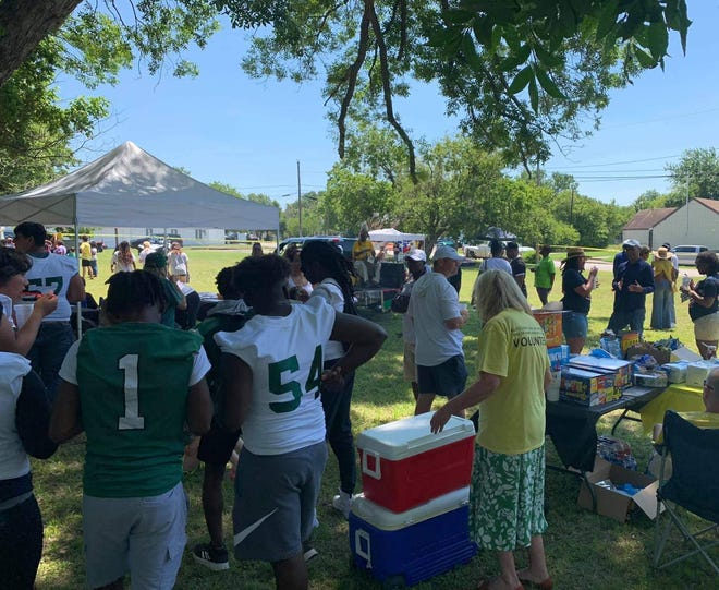 Texas Democratic Women of Ellis County will host a barbecue fundraiser on Saturday, Sept. 18 at the Ellis County African American Hall of Fame Museum and Library at 441 E. Martin Luther King, Jr. Blvd. in Waxahachie.