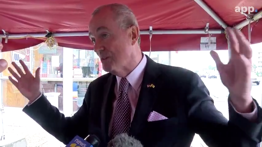 Gov Murphy comments on rowdy weekend in Long Branch