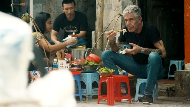 """""""Roadrunner: A Film About Anthony Bourdain."""""""