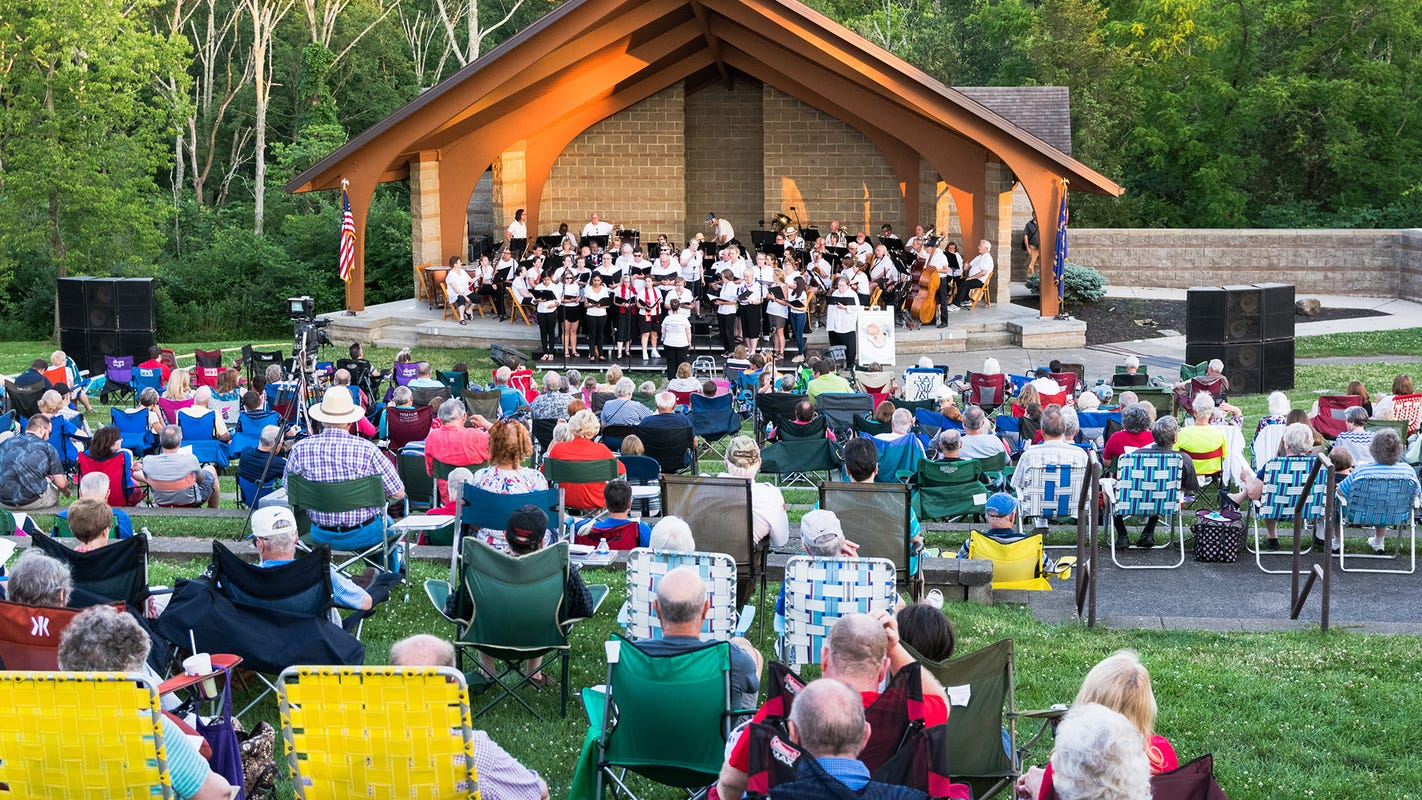 'Indicator of a return to normalcy': West Chester concert series return as pandemic slows