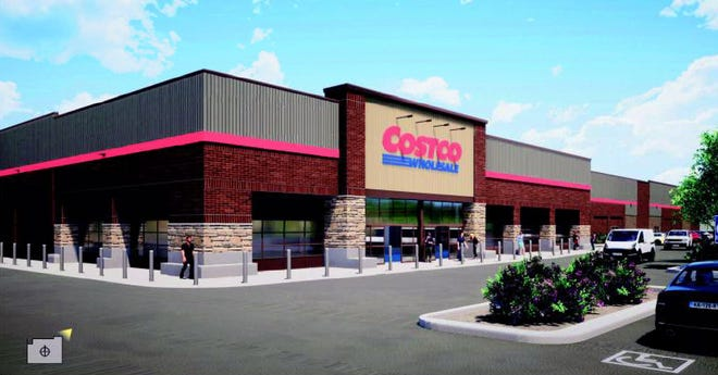 A Costco store is proposed to anchor a $133 million development in Liberty Township that also includes retail, office, and housing.