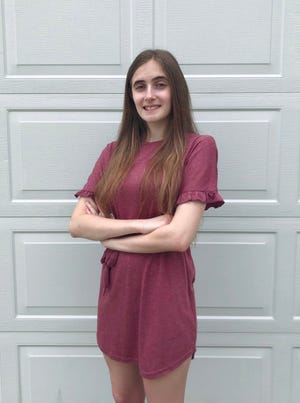RVCC student Danielle Marzigliano of Hackettstown was among the 37 top community college students who have been named to the 2021 New Jersey All-State Academic Team.