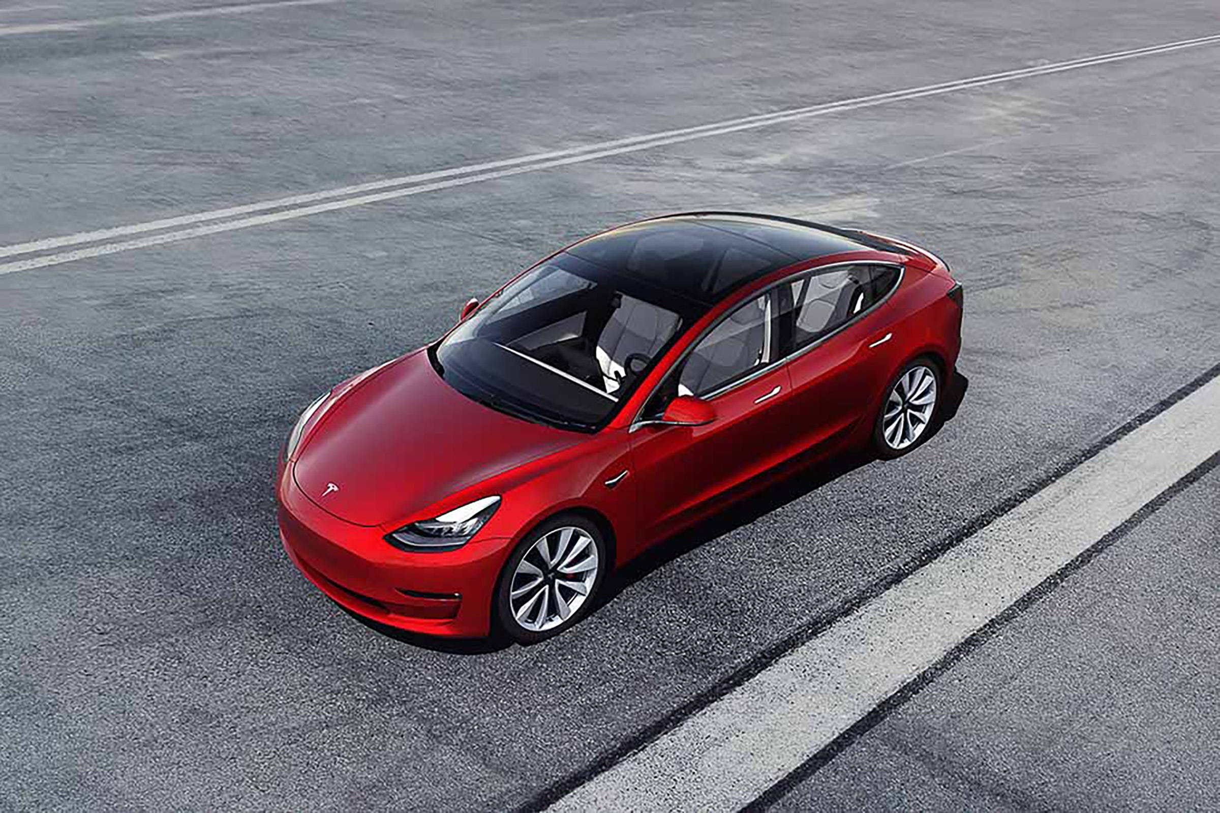 Tesla takes top 'American-Made' spot from Ford in Cars.com list