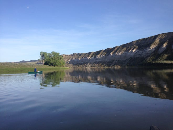 On July 17, 2021, canoeists and kayakers will be challenged to be the first to cross the finish line in a 20 mile race down the scenic Missouri River.