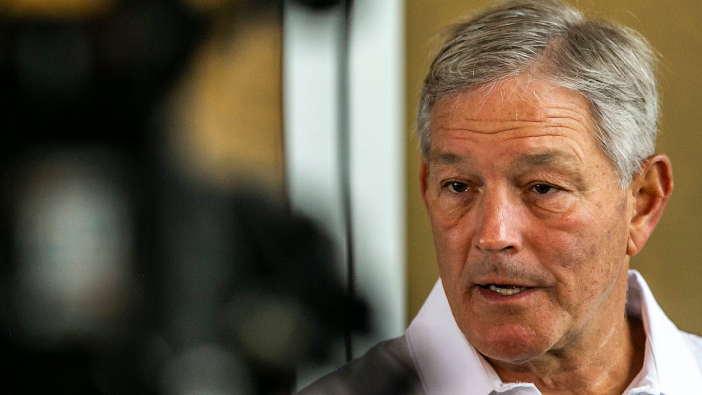 Leistikow: How Kirk Ferentz navigated a difficult year and has Hawkeye football in a better place