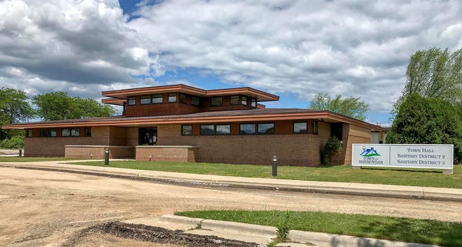 The Town of Sheboygan has moved to a new facility at 4020 Technology Parkway as seen, Tuesday, June 22, 2021, in the Town of Sheboygan, Wis.