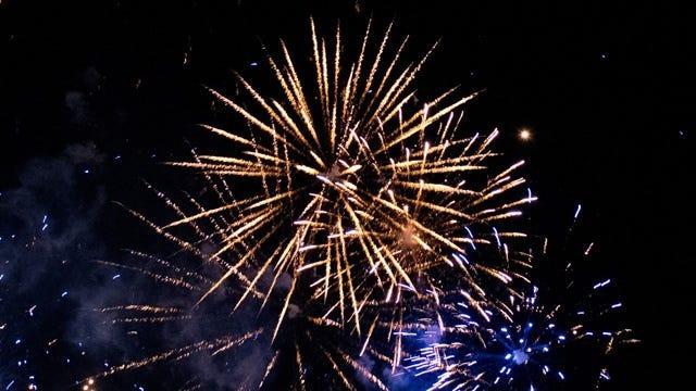 Manitowoc Fireworks