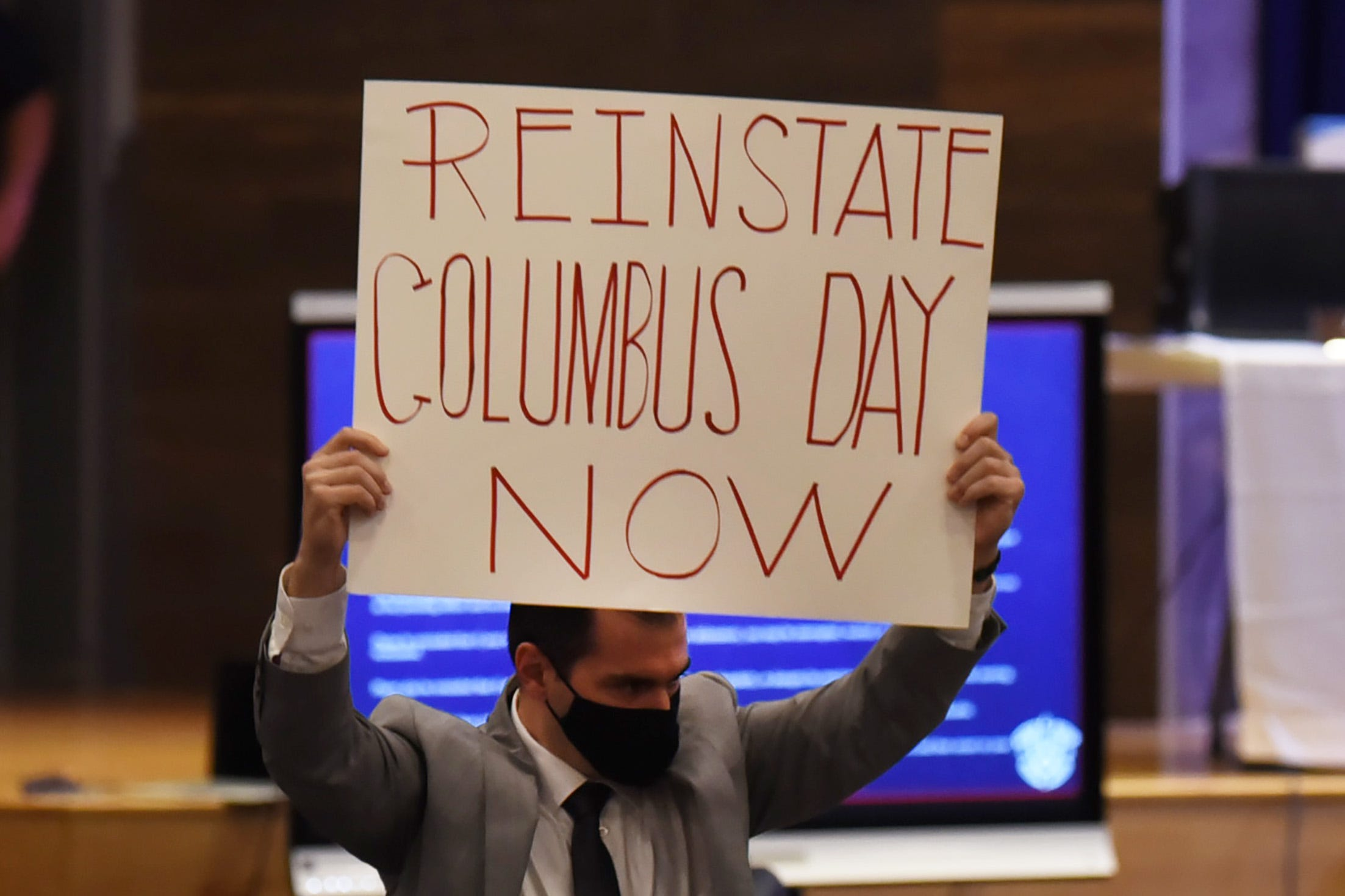 After backlash, New Jersey school board reverses decision to scrap holiday names like Columbus Day