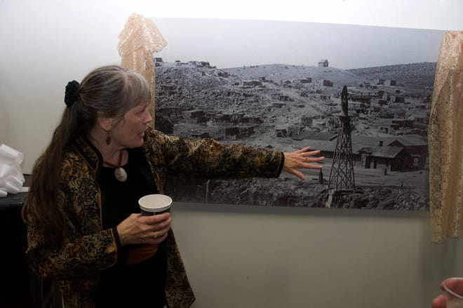 """Historian, author, and retired Silver City Museum Director Susan Berry will present """"Built to Last: The Ongoing Evolution of Silver City"""" at 11 a.m. Saturday, June 26, 2021."""