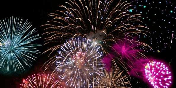 Sheboygan Fireworks