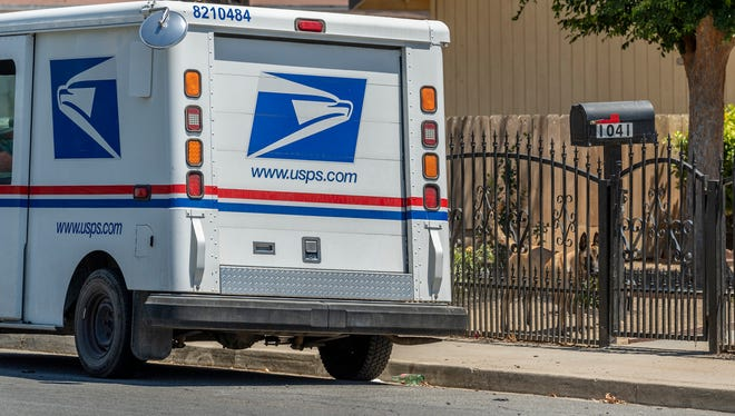 The U.S. Postal Service has announced it will be extending its standard timeframe for delivering first-class letters from a one-to-three-day window to a one-to-five-day window throughout the country.