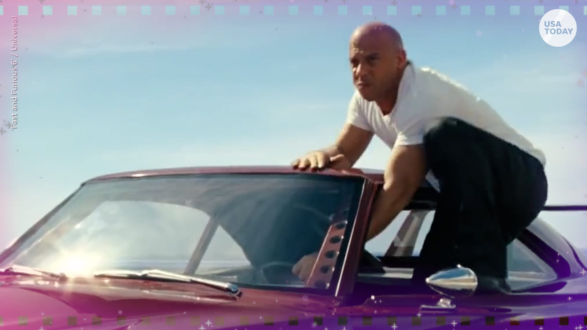 Trailer Tuesdays: 'F9' and the craziest moments from past 'Fast and Furious' films