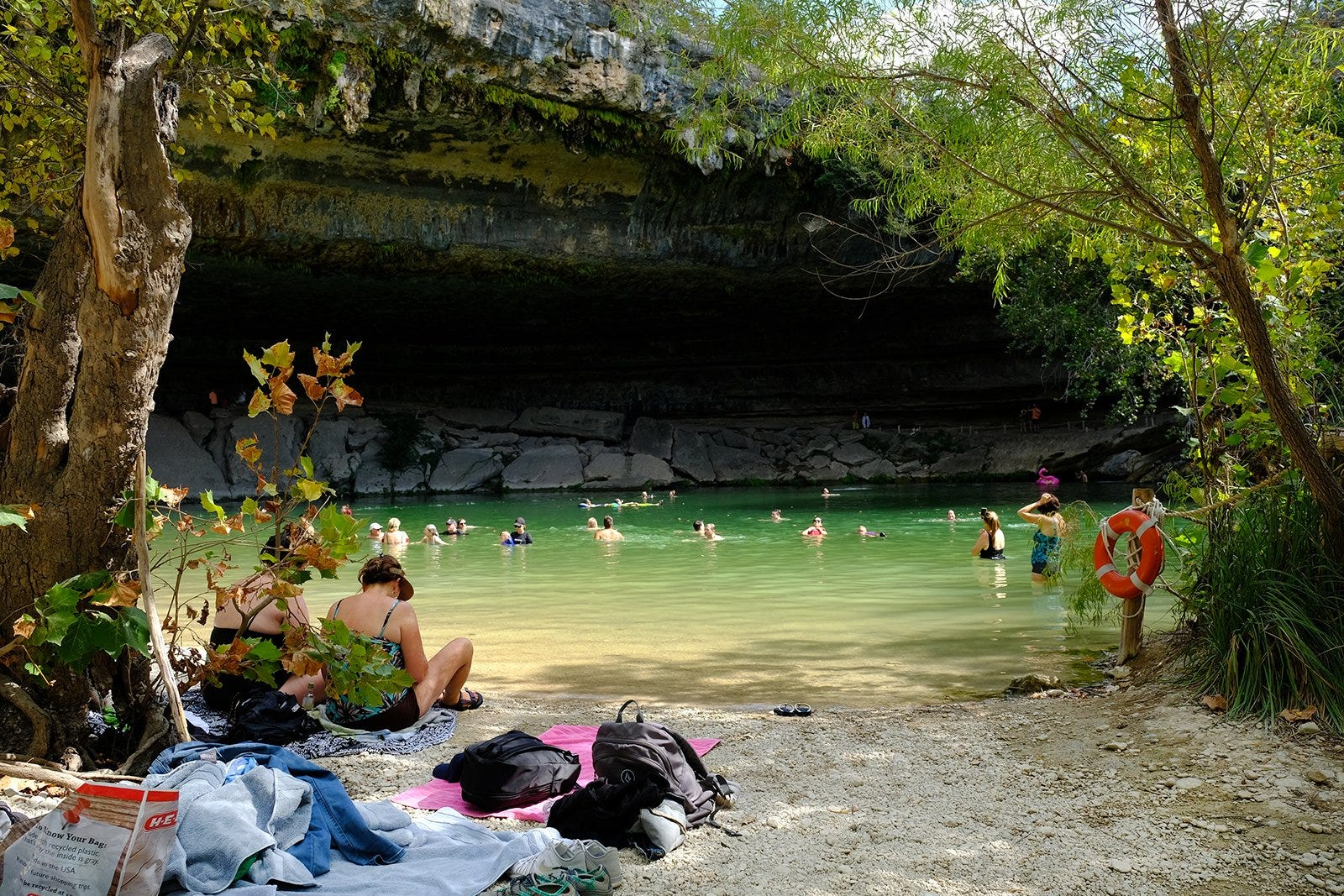 Is Hamilton Pool open? Swimming hole near Austin closed after freeze
