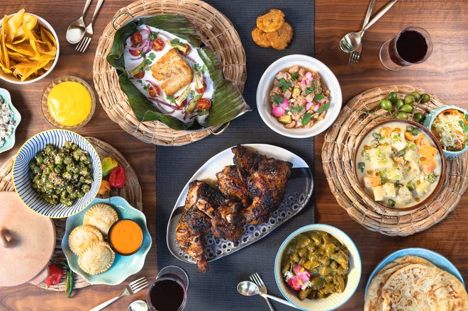 Canje, the Caribbean restaurant from the team behind Emmer & Rye, will serve dishes like plantain chips, seared snapper over coconut broth and curry chicken.