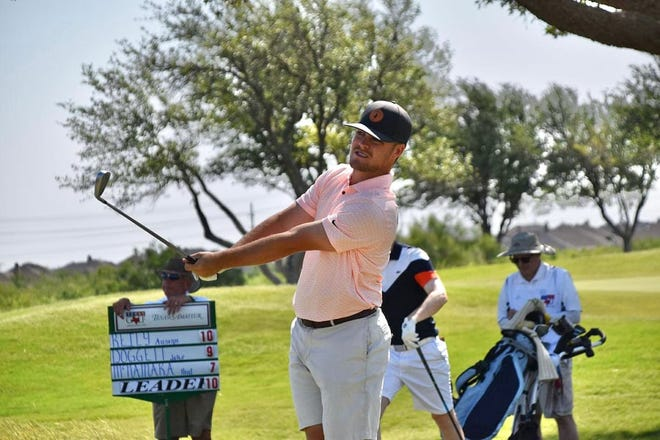 Jake Doggett of Hutto was runner-up for the 112th Texas Amateur last weekend at Midland Country Club.