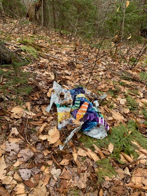 Latex and foil balloons are often found in the fields, woods, and waters of New York State very far away from where they were released, posing a threat to wildlife.