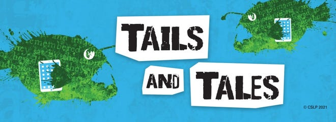 """""""Tails & Tales"""" summer reading program"""