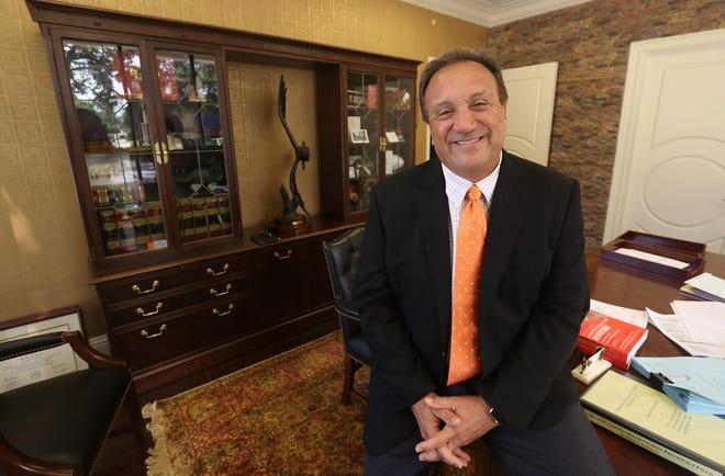 Daytona Beach attorney Ted Doran has been the School Board's attorney since 2002.