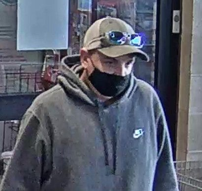 Millcreek Township police said an anonymous tip received after detectives released surveillance video images of the suspect in the attempted robbery of a township pharmacy on June 21 led them to charge a man in the crime.